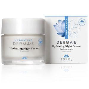 derma e Makeup - Derma E Hydrating Night Creme w/ Hyaluronic Acid